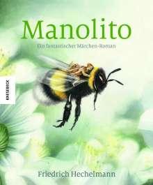 Friedrich Hechelmann: Manolito, Buch