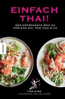 Tom Kime: Einfach thai!, Buch