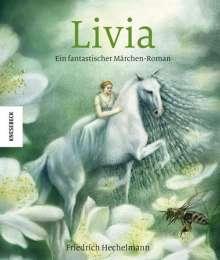 Friedrich Hechelmann: Livia, Buch