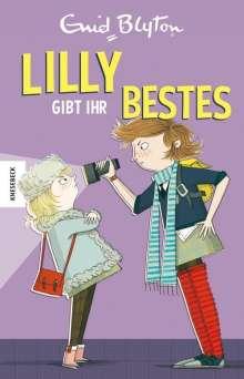 Enid Blyton: Lilly gibt ihr Bestes, Buch
