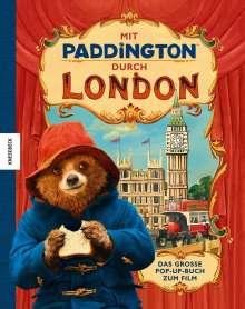 Mit Paddington durch London - Das große Pop-Up-Buch zum Film, Buch