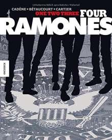 Xavier Bétaucourt: One, Two, Three, Four, Ramones!