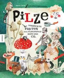 Liliana Fabisinska: Pilze, Buch