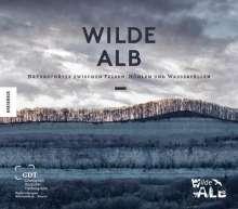 Bernd Nill: Wilde Alb, Buch