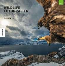 Natural History: Wildlife Fotografien des Jahres - Portfolio 29, Buch