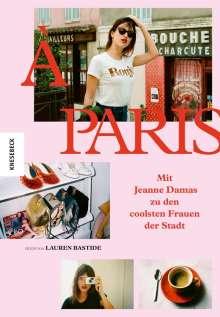 Jeanne Damas: À Paris, Buch