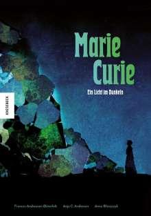 Frances A. Østerfelt: Marie Curie, Buch