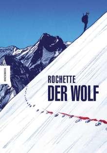 Jean-Marc Rochette: Der Wolf, Buch