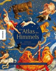 Edward Brooke-Hitching: Der Atlas des Himmels, Buch