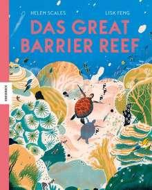 Helen Scales: Das Great Barrier Reef, Buch