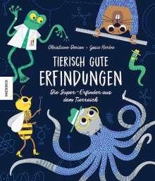 Christiane Dorion: Tierisch gute Erfindungen, Buch