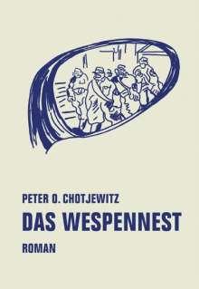 Peter O. Chotjewitz: Das Wespennest, Buch