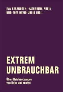Extrem unbrauchbar, Buch