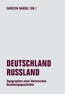 Deutschland / Russland, Buch