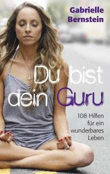 Gabrielle Bernstein: Du bist dein Guru, Buch
