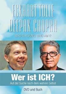 Eckhart Tolle: Wer ist ICH? - Buch und DVD, Buch