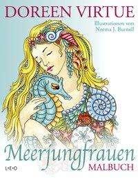 Doreen Virtue: Meerjungfrauen Malbuch, Buch