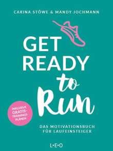 Carina Stöwe: Get ready to run, Buch