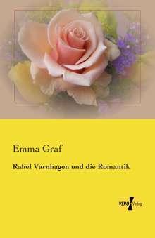 Emma Graf: Rahel Varnhagen und die Romantik, Buch