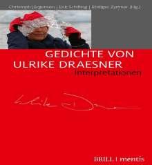 Gedichte von Ulrike Draesner, Buch