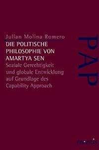 Julian Molina Romero: Die politische Philosophie von Amartya Sen, Buch