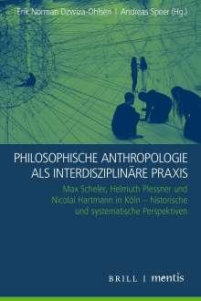 Philosophische Anthropologie als interdisziplinäre Praxis, Buch