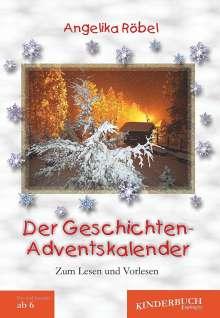Angelika Röbel: Der Geschichten-Adventskalender, Buch