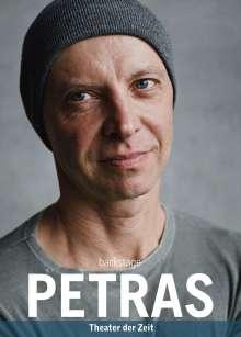 Hans-Dieter Schütt: Petras, Buch