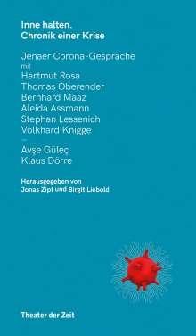 Rosa Hartmut: Innehalten: Chronik einer Krise, Buch