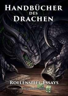Florian Don-Schauen: Handbücher des Drachen:Rollenspiel-Essays, Buch