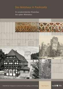 Das Amtshaus in Paulinzella, Buch
