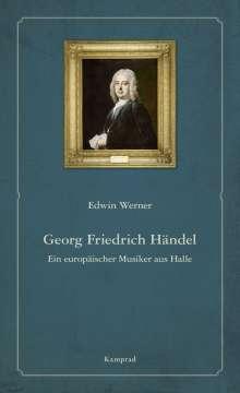Edwin Werner: Georg Friedrich Händel, Buch