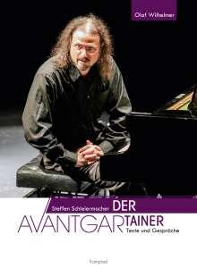 Steffen Schleiermacher. Der Avantgartainer, Buch