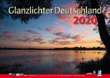 Jörg Neubert: Glanzlichter Deutschland 2020, Diverse