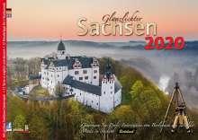 Jörg Neubert: Glanzlichter Sachsen 2020, Diverse