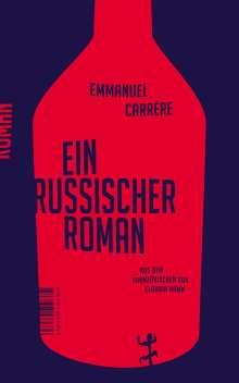 Emmanuel Carrère: Ein russischer Roman, Buch