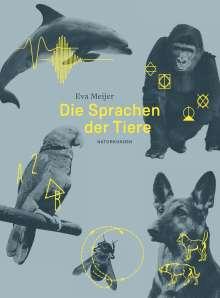 Eva Meijer: Die Sprachen der Tiere, Buch