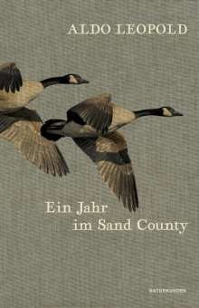Aldo Leopold: Ein Jahr im Sand County, Buch