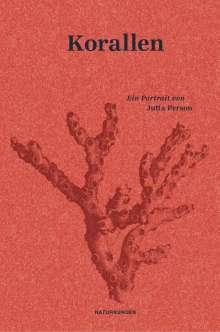 Jutta Person: Korallen, Buch