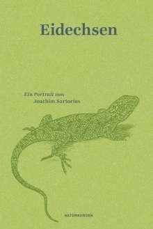 Joachim Sartorius: Eidechsen, Buch