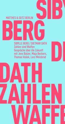 Dietmar Dath: Zahlen sind Waffen, Buch