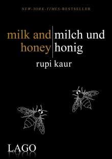 Rupi Kaur: milk and honey - milch und honig, Buch