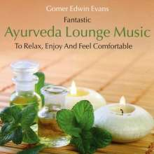 Ayurveda Lounge Music, CD