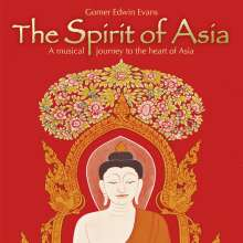 Gomer Edwin Evans: The Spirit Of Asia, CD