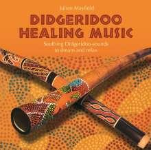 Julian Mayfield: Didgeridoo Healing Music, CD