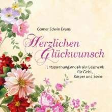 Gomer Edwin Evans: Herzlichen Glückwunsch, CD
