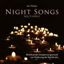 Jon Thebur: Night Songs (Nocturnes), CD