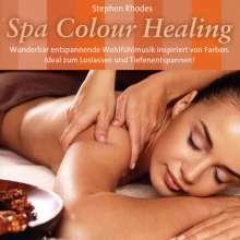 Stephen Rhodes: SPA Colour Healing, CD