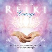 Gomer Edwin Evans: Reiki Lounge, CD
