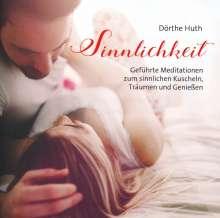 Dörthe Huth: Sinnlichkeit, CD